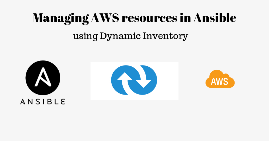 Managing AWS resources using Ansible Dynamic Inventory…