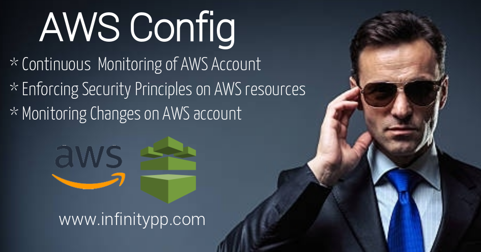 AWS Config - Continuous monitoring, change management of your AWS