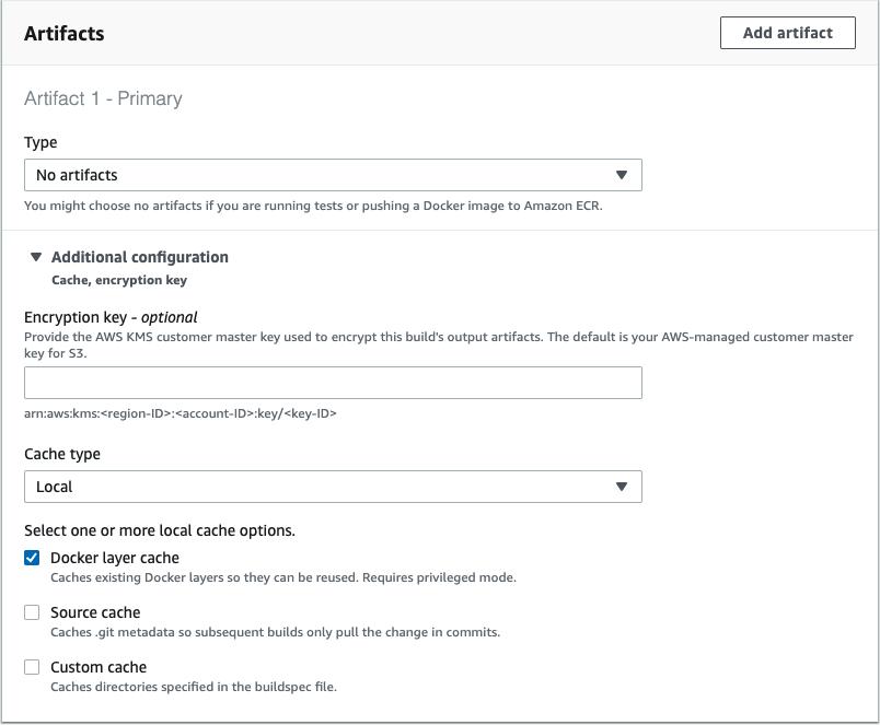 AWS CodeBuild Docker tutorial | Infinity++